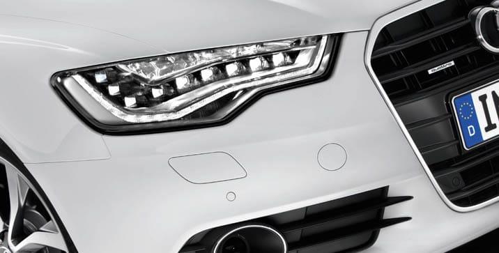 Audi LED 2013
