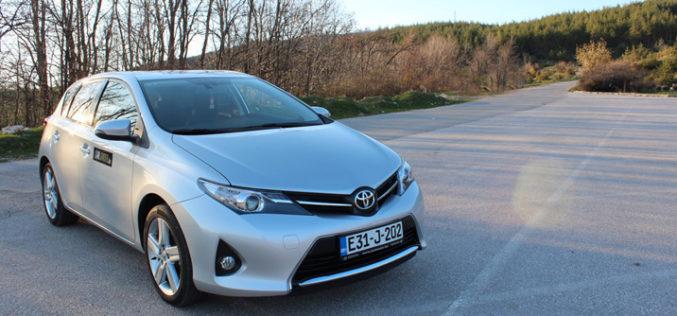 Test: Toyota Auris 1.6 Sport – Tradicija ispred trenda