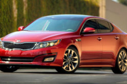 Kia Optima SX Limited 2014.