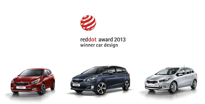 Kia red dot award 2013_Winners (Medium)
