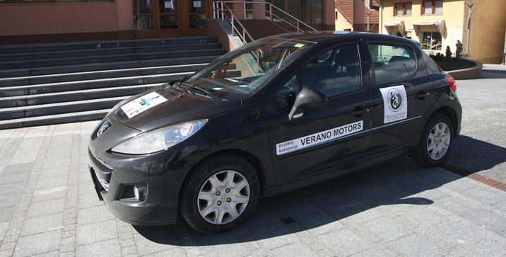 Peugeot - prijatelj kampanje