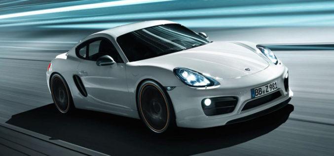 Porsche Cayman TechArt 2014.