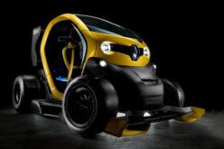 Renault Twizy opremljen KERS sistemom