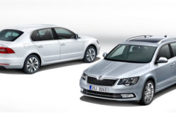 Škoda Superb Facelift 2014.