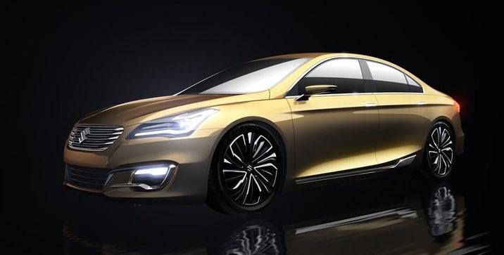 Suzuki Authentics koncept