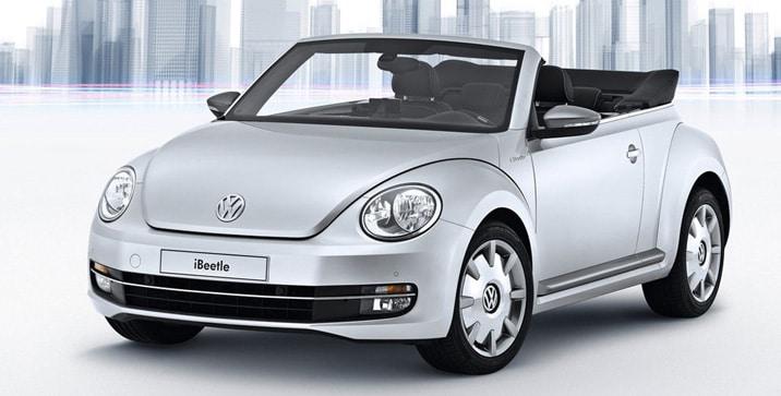 Volkswagen iBeetle koncept