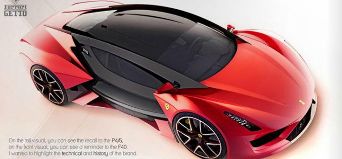 Ferrari Getto Concept