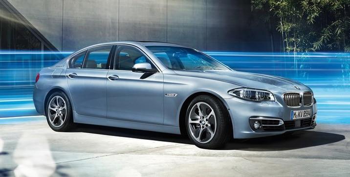 BMW-5 ActiveHybrid 2014