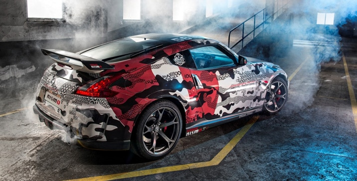 Nissan 370Z Nismo Gumball 3000 (2)