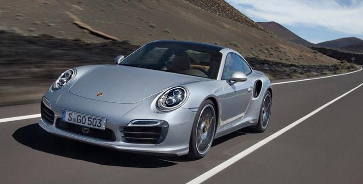 Porsche 911 Turbo i Turbo S 2014