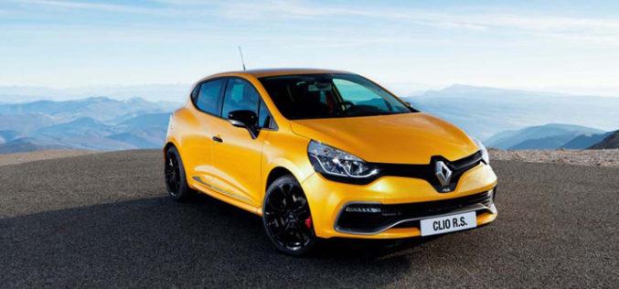 Novi Renault Clio R.S. 200 EDC stigao u BiH