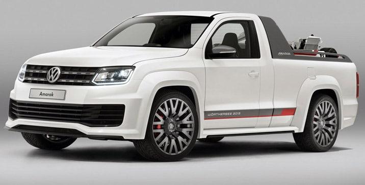 Volkswagen Amarok Power Pickup koncept 2014