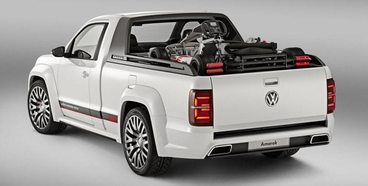 Volkswagen Amarok Power Pickup koncept 2014a