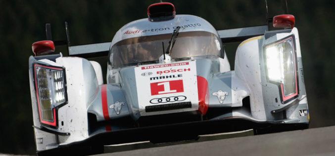 Audi LeMans TDI motor glasniji od novih F1 motora?