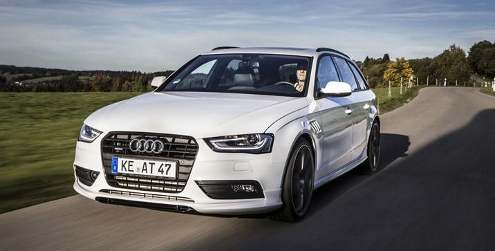 Audi A4 Avant ABT Sportsline 2014