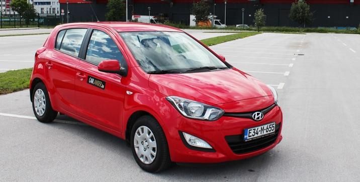 Hyundai i20 iKiss