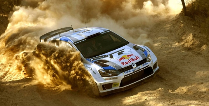 Latvala Acropolis Rally 2013