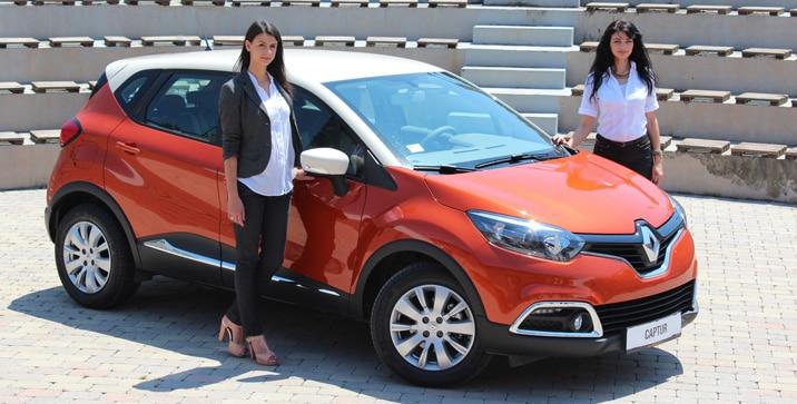 Renault Captur nacionalna premijera BiH