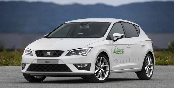 Seat Leon Verde Plug-in Hybrid0