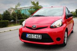 Test: Toyota Aygo 1.0 VVT-i COOL