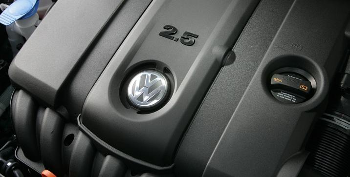 2.5l V5 volkswagen