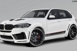 BMW X5 2014. Lumma Design