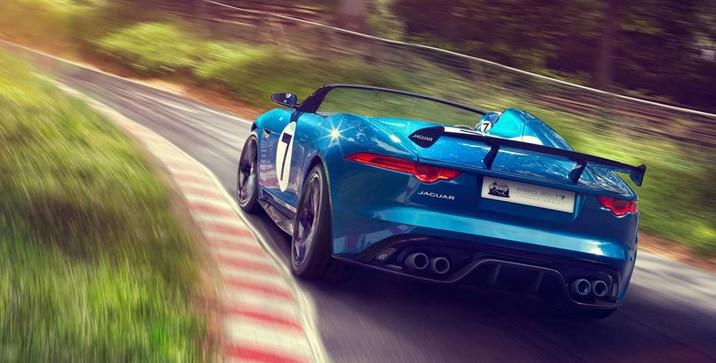 Jaguar Project 7 Concept 2013_
