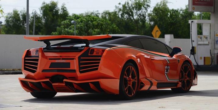 Lamborghini-Gallardo-Galaxy-Warrior-1