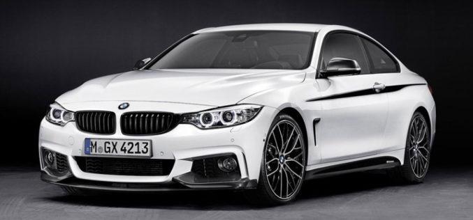 M Performance paket za BMW 4