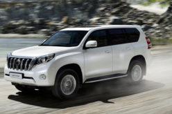 Predstavljen Toyota Land Cruiser 2014.