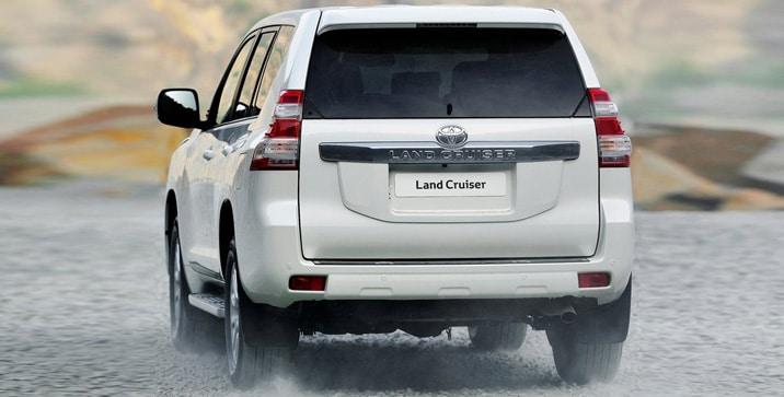12 Toyota Land Cruiser 2014
