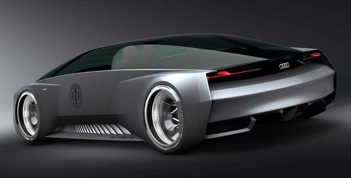 Audi Shuttle Quattru