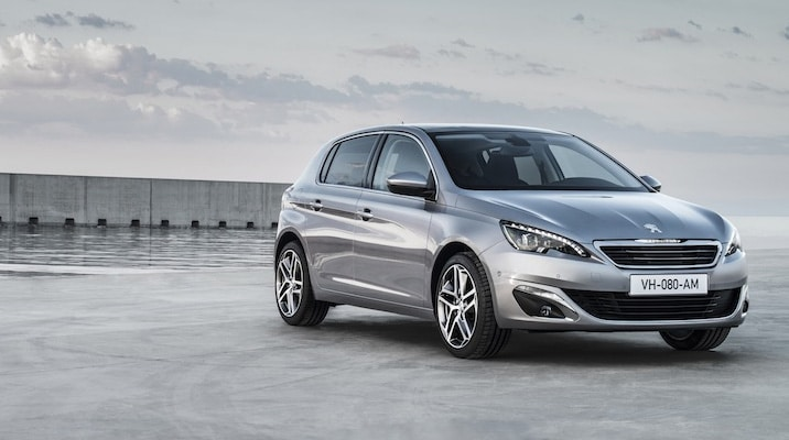Novi Peugeot 308
