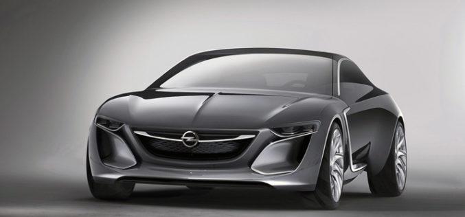 Opel Monza koncept