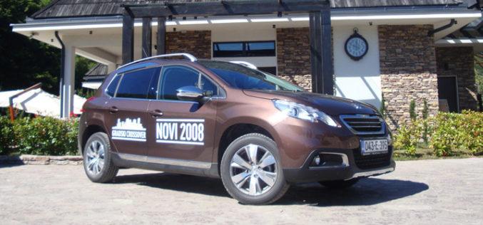 Vozili smo: Peugeot 2008 zvanično i u BiH