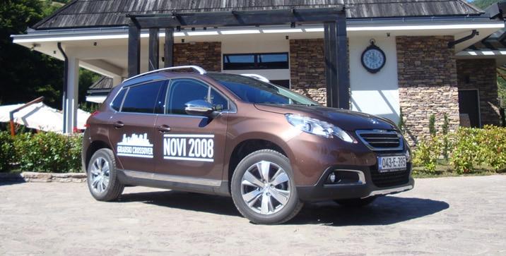Peugeot 2008 BiH premijera