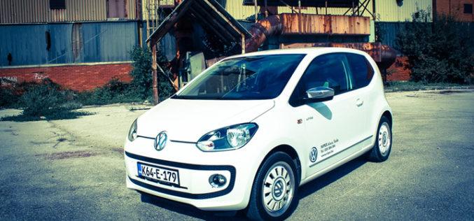 Test: Volkswagen Up! 1.0 MPI – Povratak u klasu!