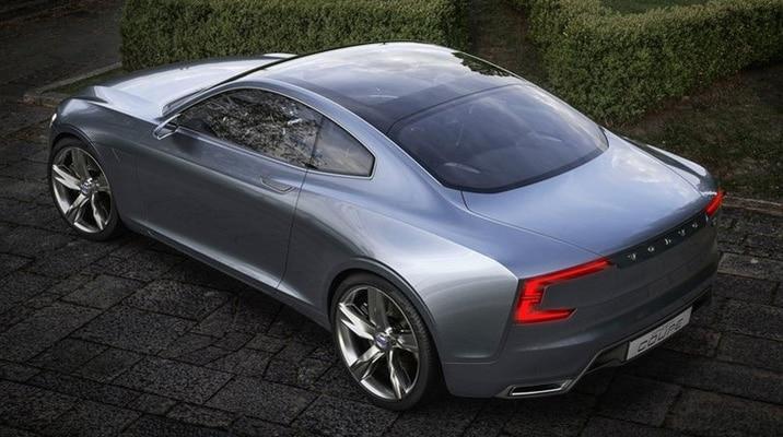Volvo Coupe Concept - novi dizajnerski jezik Volva 2