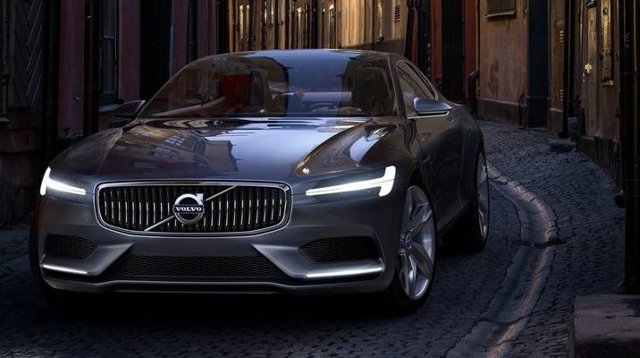 Volvo Coupe Concept - novi dizajnerski jezik Volva
