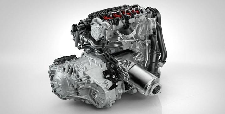 Volvo Drive-E motori-2