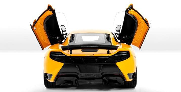 Vorsteiner McLaren MP4-VX model