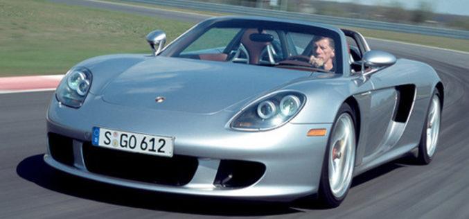 Michelin Pilot Super Sport gume za Carreru GT