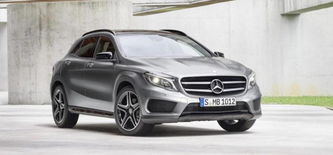 Predstavljen Mercedes GLA