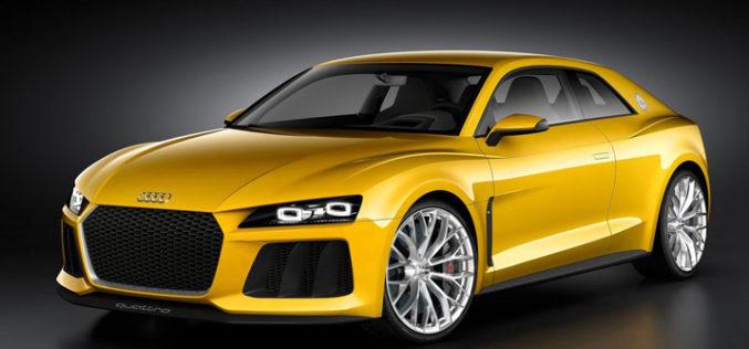 Audi Sport Quattro Concept 2013.