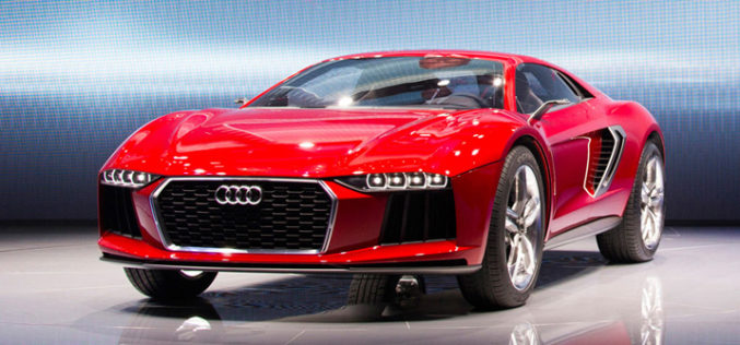 Frankfurt 2013: Audi Nanuk Quattro