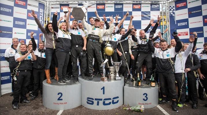 Dvostruka pobjeda za Volvo Polestar Racing u STCC      finalu-2