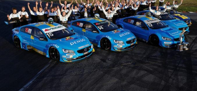Dvostruka pobjeda za Volvo Polestar Racing u STCC finalu