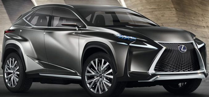 Lexus NF-NX koncept