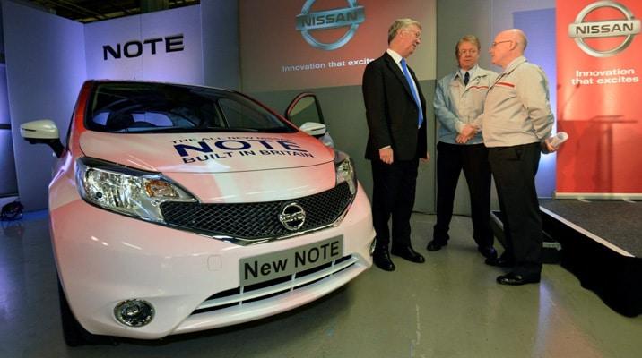 Novi Nissan Note