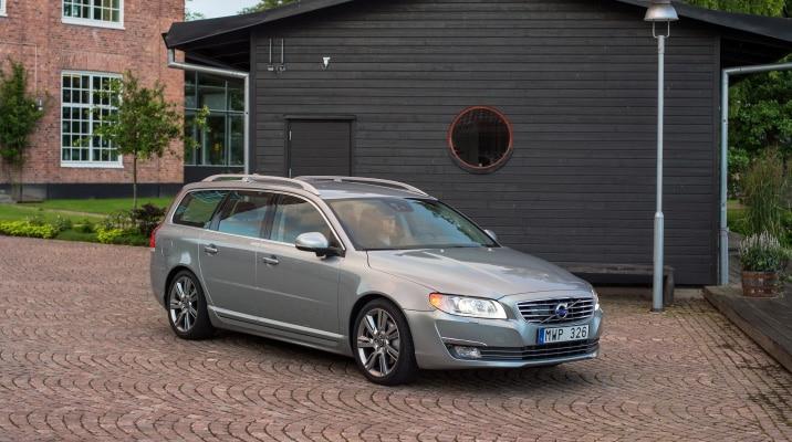 Novi Volvo V70